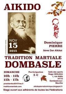 TMD-Aikido 15 Nov 15