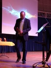 Marc BELLERY Remise des Trophées 2016 © Tradition Martiale Dombasle