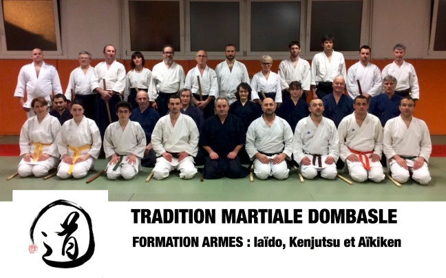 2016 © Tradition Martiale Dombasle