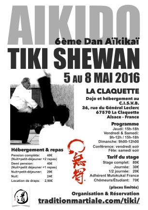 © Tradition Martiale Dombasle - T. Shewan-La Claquette 5-8 mai 16
