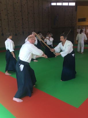Tiki Shewan Aikido la Claquette_8859