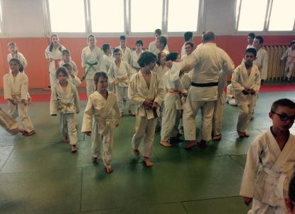 TMD - passage de grades enfants - shotokaÏ - FEKAMT 17