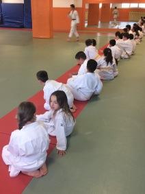 TMD - passage de grades enfants - shotokaÏ - FEKAMT 28