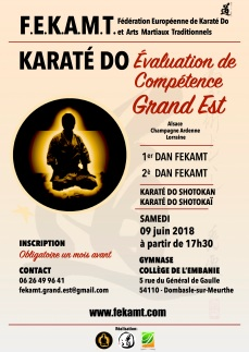FEKAMT Grand EST Karate Do