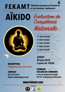 FEKAMT National Aikido