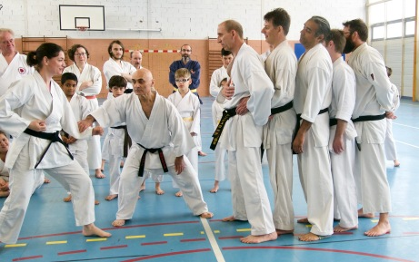 Traditon Martiale Dombasle Stage SHOTOKAI KARATE DO809 (1)