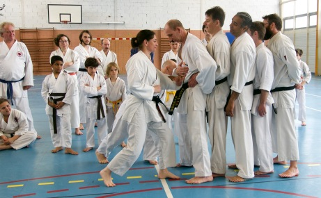 Traditon Martiale Dombasle Stage SHOTOKAI KARATE DO811 (1)
