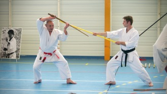 Traditon Martiale Dombasle Stage SHOTOKAI KARATE DO835