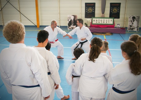Traditon Martiale Dombasle Stage SHOTOKAI KARATE DO850 (1)